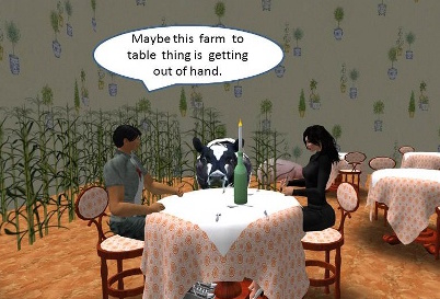 Farm To Table Comic